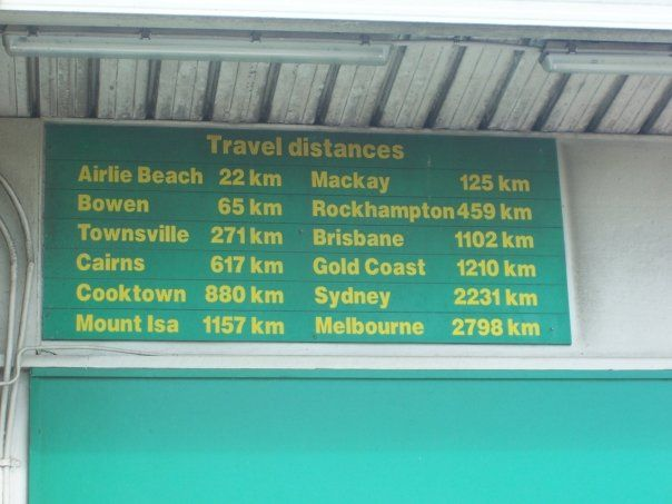 Road trip from the Blue Mountains-Cairns