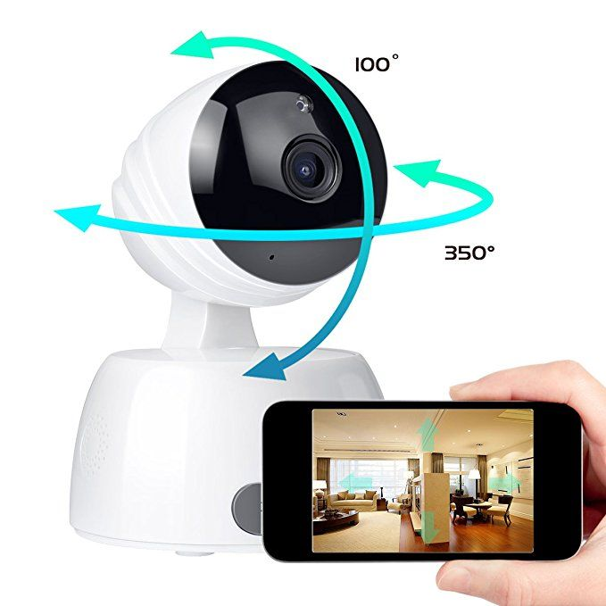 Security Ip Camera Jooan 2 0mp 1080p Home Wireless Video Surveillance System Home Security Camera Systems Best Home Security System Wireless Security Cameras