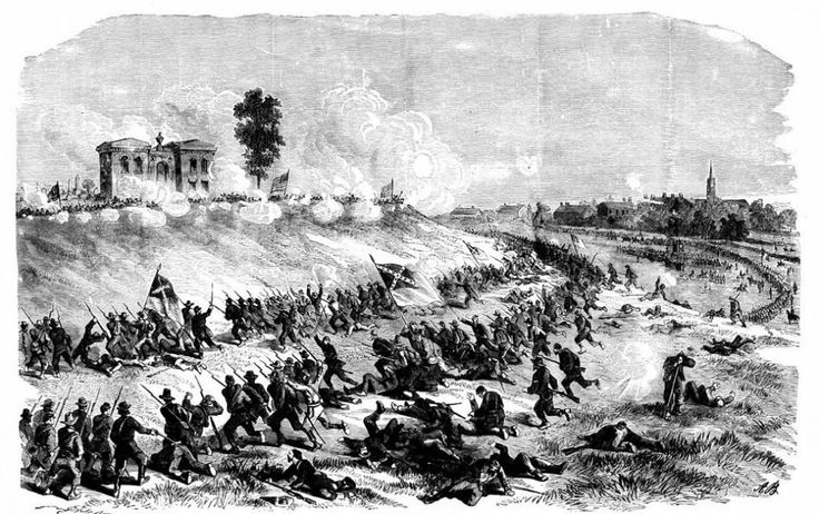 the greatest campaign in the history of the civil war From 1861 to 1865, the american civil war, one of the most bloody and  destructive  battles, and campaigns, have been the focus of countless historical  studies in the  and ultimate outcome of engagements, campaigns, and the  entire war.