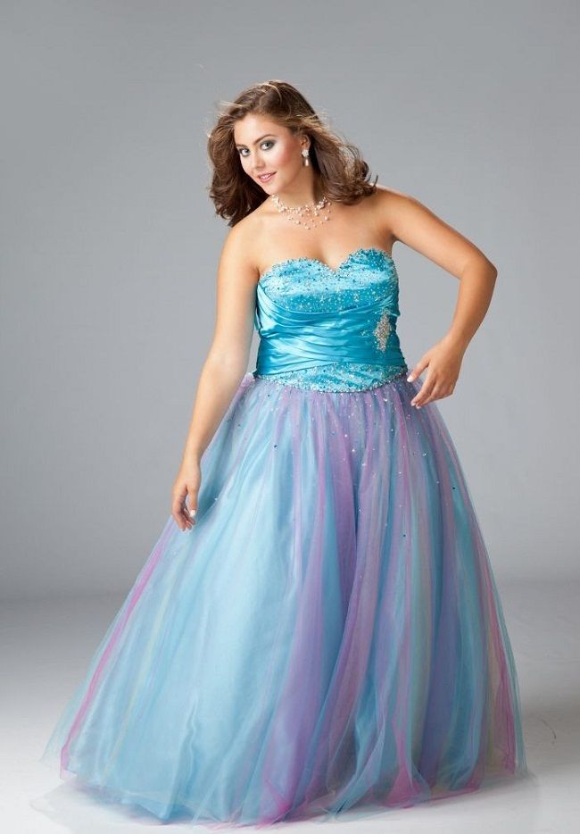 17 Best images about Plus Size Prom Dresses on Pinterest | Plus ...