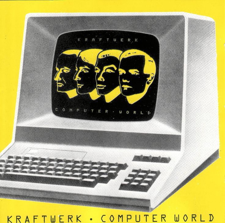 | Album Covers / Kraftwerk / Computer World
