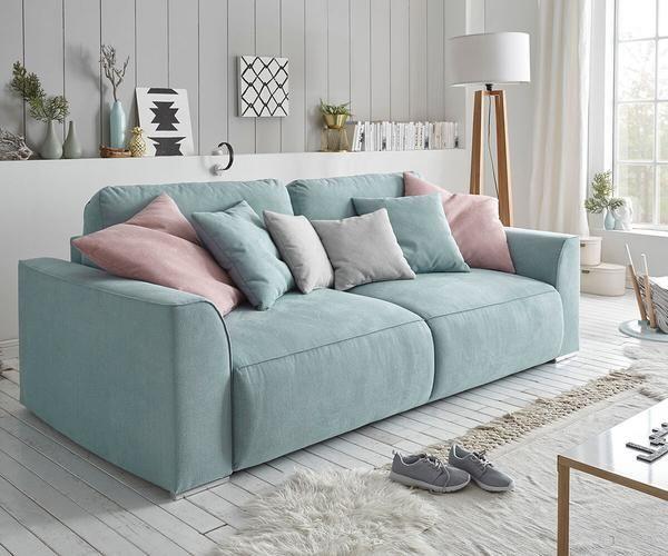 Die besten 25+ Big sofa mit schlaffunktion Ideen auf Pinterest - sofa fur kleine wohnzimmer