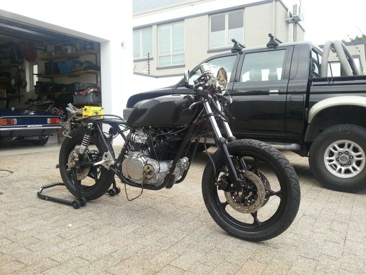 My bike coming along awesomely!