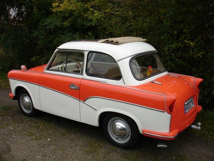 Trabant 500 Limousine deluxe (1960) ☺