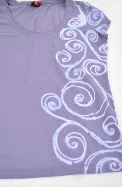 Bleach Pen T-Shirt Design - This looks like fun!