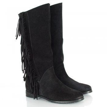 Daniel Black Aida Women's Flat Knee Boot