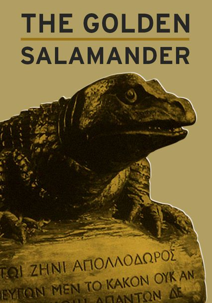 Golden Salamander -