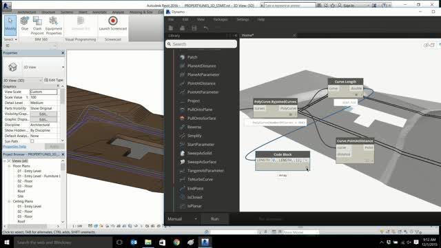 More Practical Dynamo: Practical Uses for Dynamo Within Revit
