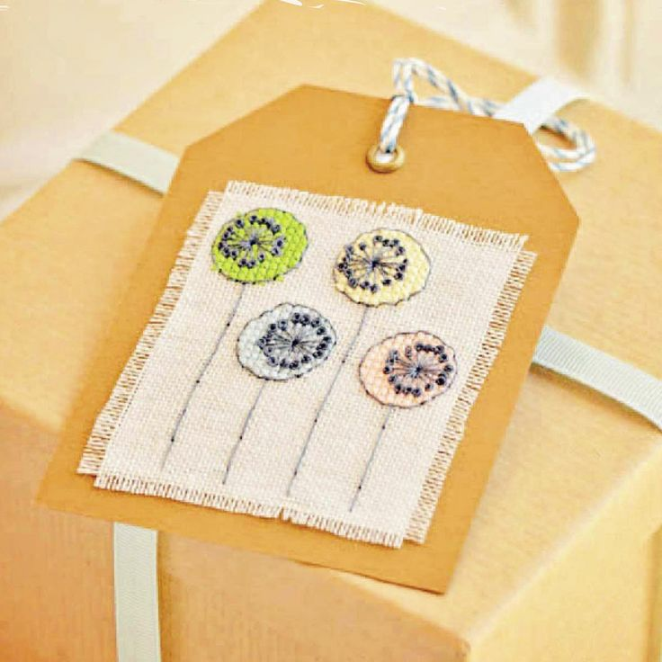 Gone Seed - Avaible in CrossStitcher Magazine 279