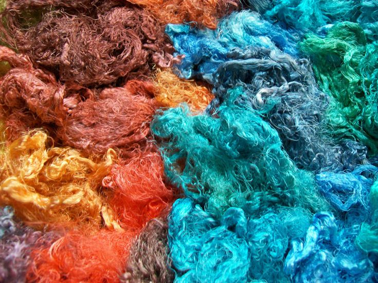Direct Dyeing. Excellent instructions for direct dyeing silk and wool.