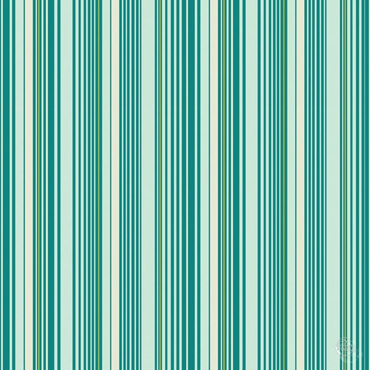 Tapeta ATADesigns Minty Stripe