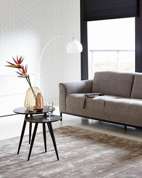 100 best images about woonkamer on pinterest shenzhen tes and design - Een rechthoekige woonkamer geven ...