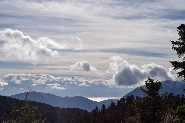 Green_White_Blue_Grey, NatureSeaSky, Ορεινή Ναυπακτία by E_Klou