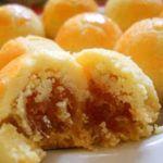 Resep Kue Mentega Topping Selai Kacang Yang Lezat dan Gurih : Cara Membuat Kue Mentega Kering Yang Lezat dan Gurih