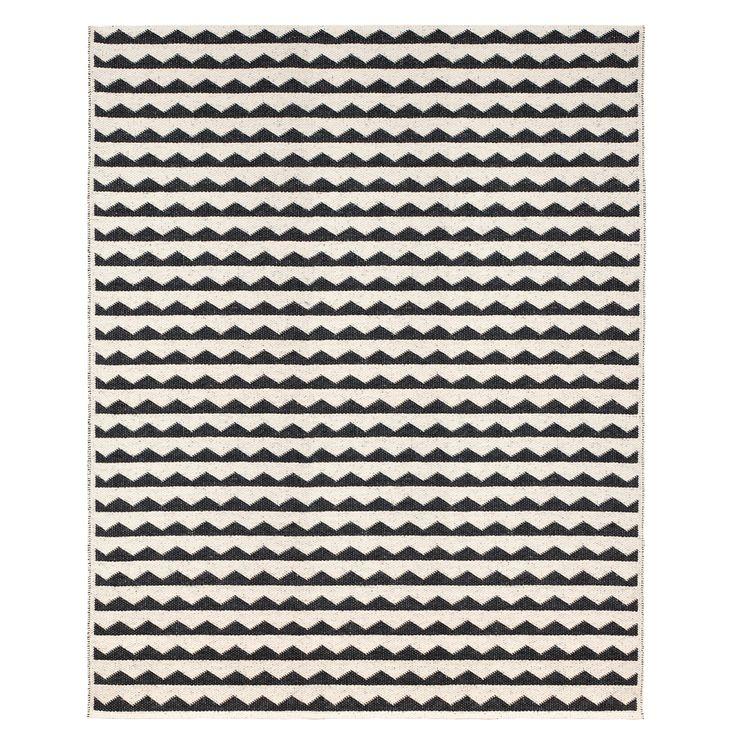 41 besten teppiche bilder auf pinterest teppiche rund ums haus und dekoration - Baumwollteppich schwarz weiay ...