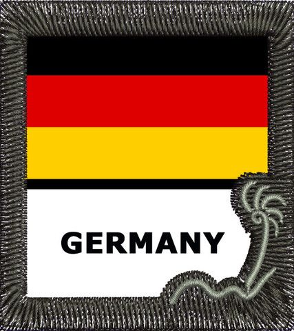 Germany Remember your visit to this striking country and warm people when you add our Germany indeegear® sleeve to your collection.