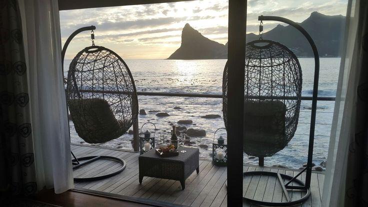 A sneak peek at the new suites at Tintswalo Atlantic ;-)