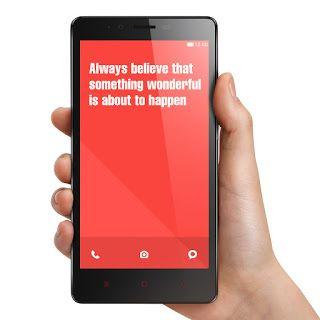 Kumpulan ROM MIUI V6 for Xiaomi Redmi Note