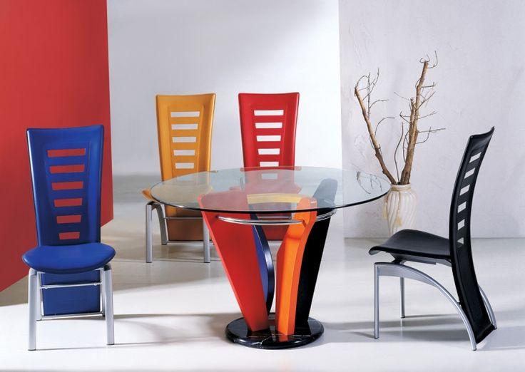 27 Moderne Esszimmer Möbel U2013 Stühle Und Esstische Von Roche Bobois