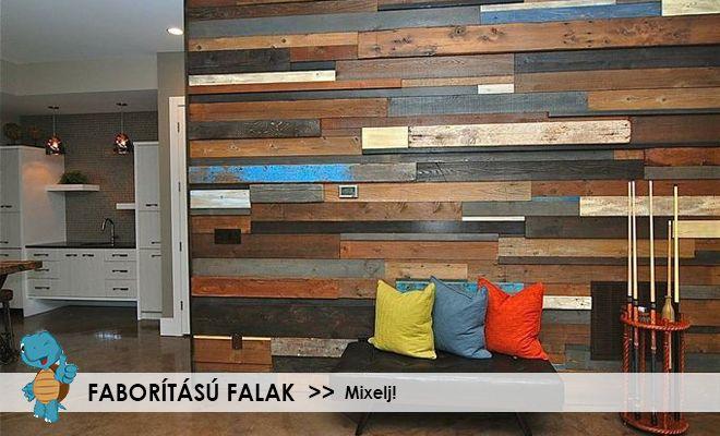 EGY RÉGI TRÜKK ÚJRAFELFEDEZÉSE  Régimódinak tűnhet, pedig nagyon is eredeti megoldás fa borítású falakkal feldobni az otthonodat. Ha tanácstalan vagy, mi a sok, és mi az elég, olvasd el és próbáld ki 5+1 kreatív tippünket! #bútorosblog #lakberendezés