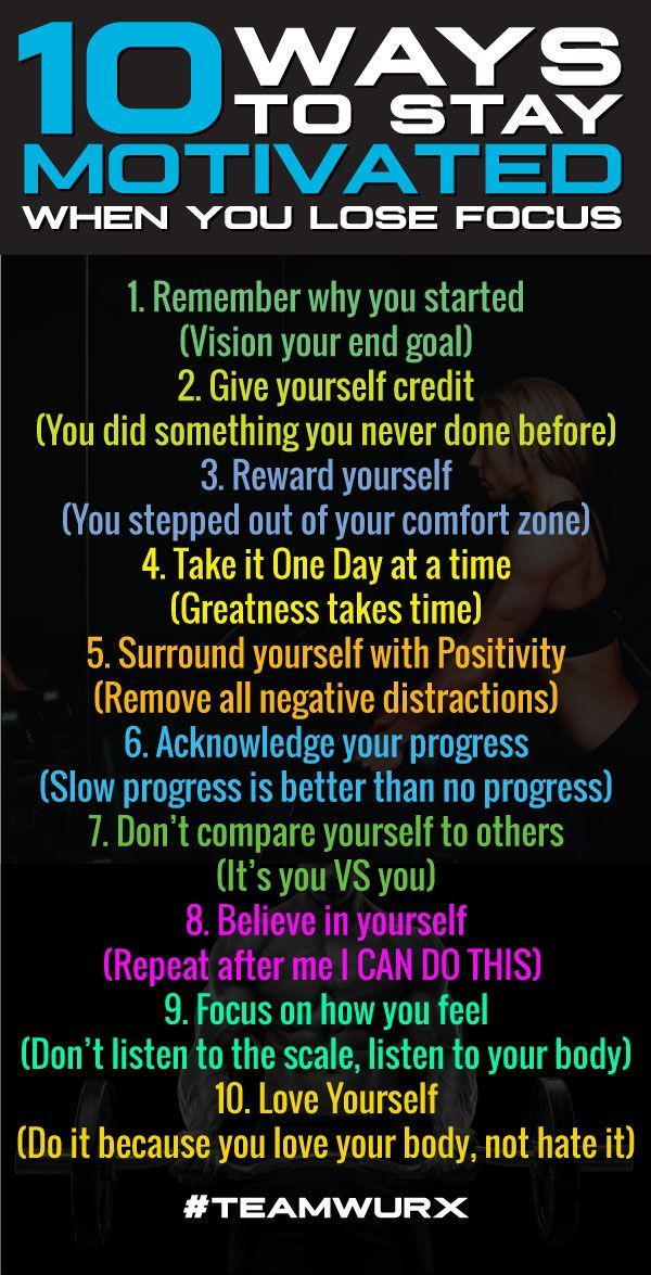 how to make yourself more motivated