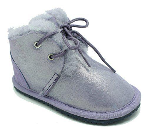 2fb76dba799 CooL BeanS Sheepskin Childrens Warm Fur Winter Snow Boots ( Boys ...
