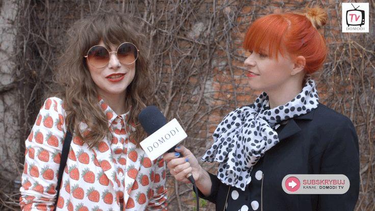 Podczas Fashion Weeka w Łodzi zapytaliśmy Radzką o jej styl i to, co ma na sobie. Sprawdźcie co nam powiedziała!  >>> https://www.youtube.com/watch?v=YUbdu6706_8