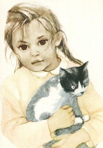 Art, Kids, Muszynska-Zamorska, Poland