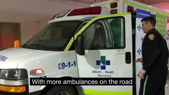 Ems Announcement 2100 Total Views Twitter 2133 Views 22 Retweets 60 Likes 3 Comments December 11 2018 Emergency Care Ambulance Announcement