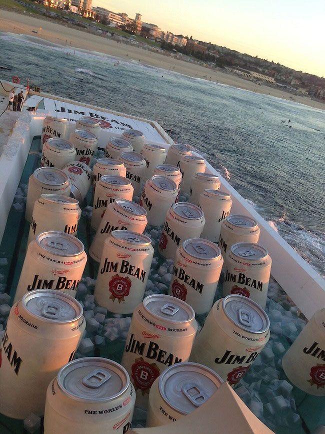 Le plus grand refroidisseur à bière du monde