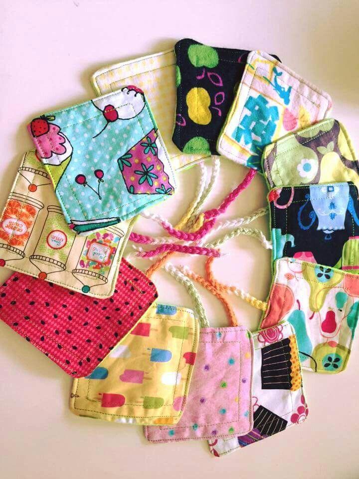 Cloth tampons -Ashlyn's Alternatives is on facebook!