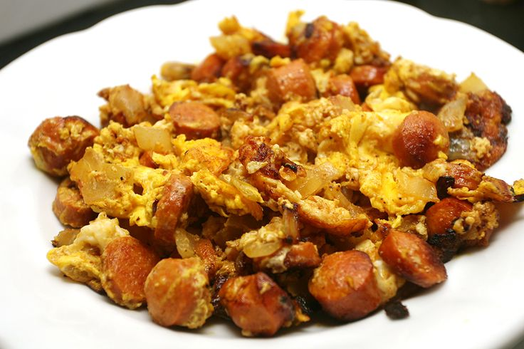 Easy breakfast recipes with chorizo
