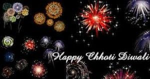 Happy Chhoti Diwali 2013 SMS   Wishes   Quotes   Greetings Chhoti Diwali,the second day of the five day festival Diwali will be celebrated on 2nd November,2013 this year. Chhoti Diwali is also known by the name of Narak Chaturdashi. People believed that the Lord Krishna killed the denom Naraksura and free the world from fear. On this day,during sunset devotees took bath and offer sweets in the form of prashad.Also every one clean up their houses and lighten the […]