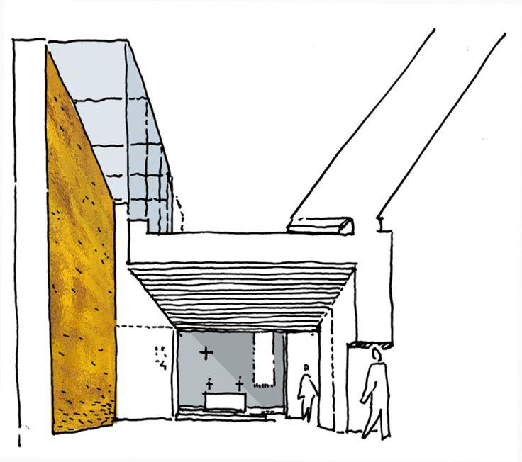 Amanzio Farris, lp.studio, filippo lambertucci, Pisana Posocco, micaela didomenicantonio · Una nuova chiesa per Ålesund