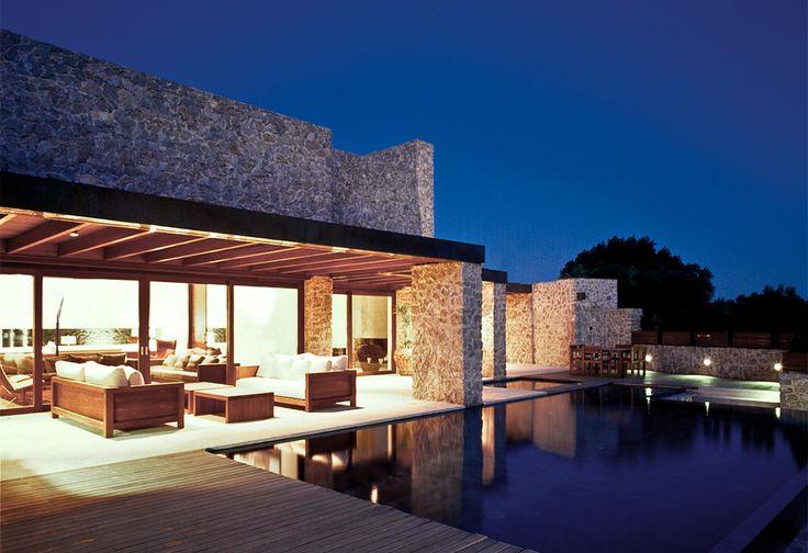 M s de 25 ideas incre bles sobre casa en desnivel en for Casa minimalista a desnivel