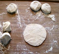 How to Make Chinese Dumpling Wrappers   Chinese Dumpling Wrapper Recipe