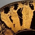 Judgement of Paris | Greek vase painting