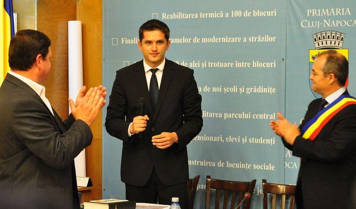 Dan Morar este noul președinte al PSD Cluj-Napoca