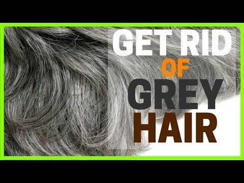 The 10 best Get Rid Of Grey Hair Naturally Home Remedies images on ...