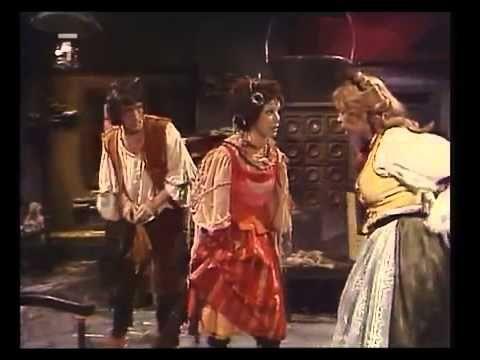 Anynka a čert pohádka Československo 1984