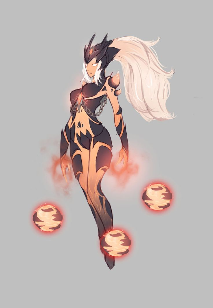 Syndra concept by Hamzilla15