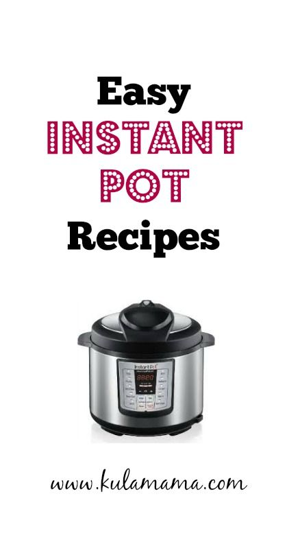 61 best instant pot recipes healthy images on pinterest for Best instant pot pressure cooker recipes