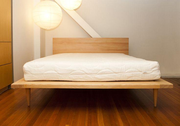 Mcm Platform Bed Diy Bed Ideas Pinterest