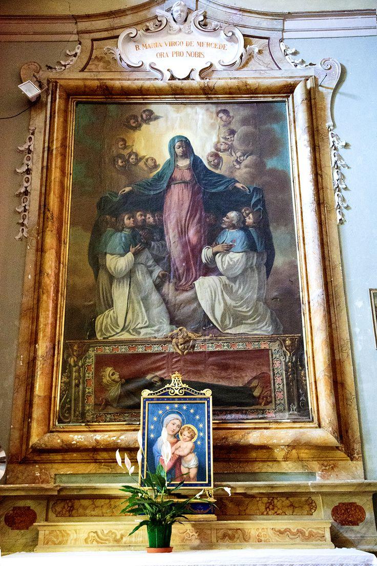 Find relief in Citta della Pieve