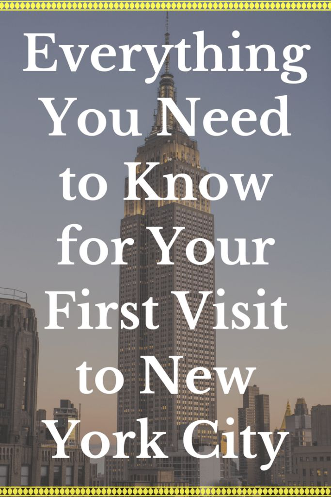 Planning New York City Travel? Complete NYC guide w/ itinerary tips, things to do, where to stay, & more + A FREE NYC Cheat Sheet to take with you on your trip!