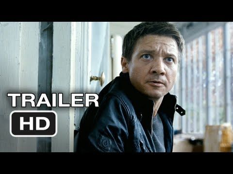 Trailer! 'The Bourne Legacy,' Starring Jeremy Renner #movies #moviestrailer