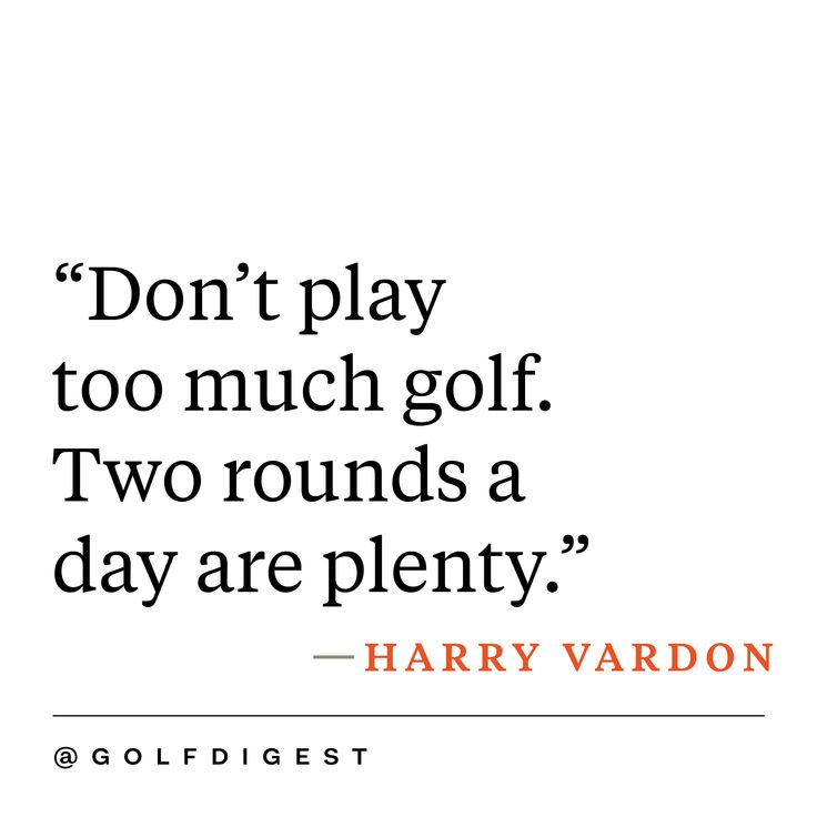 Inspirational Golf Quotes Awesome 18 Best Golf Quotes Images On Pinterest  Inspirational Golf