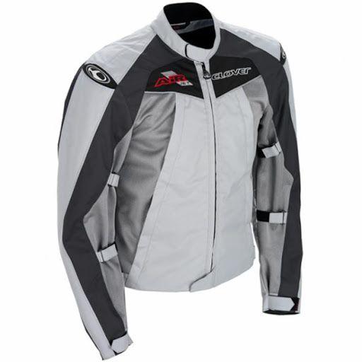 clover airjet textile jacket for summer