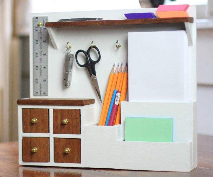 Making a custom desk organizer caddy can really be practical as you can make it fit a lot of things in a relatively small space. For this project I really wanted to make something that felt very finished, almost like a miniature piece of furniture, that also was very practical to help staying organized at the desk. You can either have this unit stand on a desk against the wall, or you can hang it on the wall, if that works better. In terms of material, I'm using MDF and ipe wood, however…