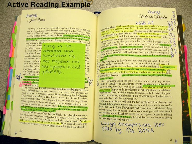Annotation for Smarties – 5 Tips for Teaching Students Active Reading and Critical Thinking - AP LIT HELP